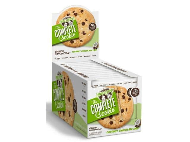 2 pack of 12 Lenny & Larry's The Complete Cookie (Coconut Chocolate Chip)- $25.99