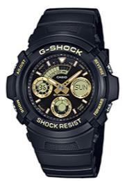 CASIO G-Shock Black & Gold Ana/Digi Watch for $59.99 + Free Shipping
