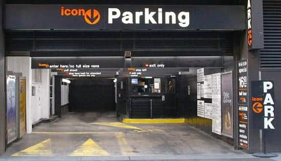 NYC Parking 6 hours Pass for +300 Icon & Quickpark locations for $12