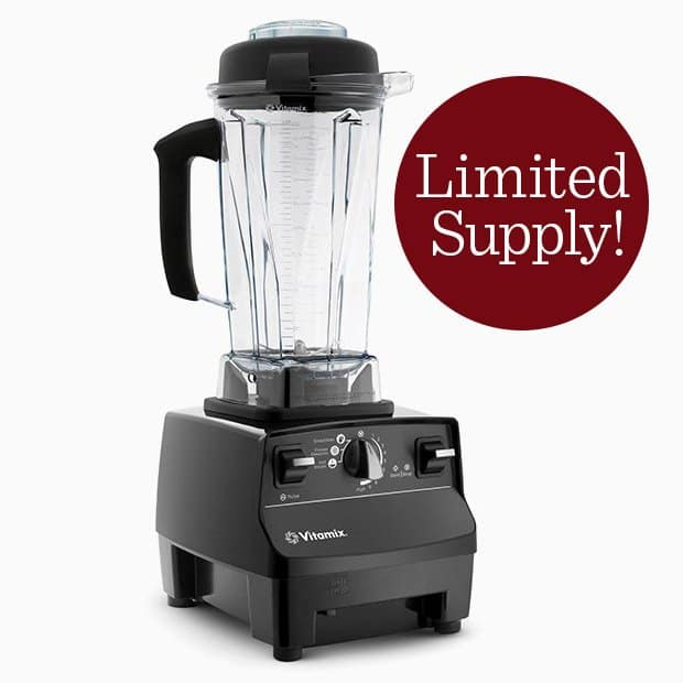 Vitamix Certified Reconditioned Standard Programs for $299.95 + Free Shipping