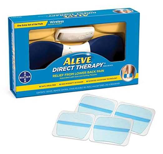 20% off Aleve Direct Therapy Tens Device Value Pack - $39.72