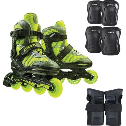 DBX Equinox Adjustable Inline Skate Package for $39.98 + Free Shipping