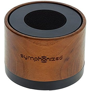 Symphonized NXT Walnut Wood Bluetooth Portable Speaker for $24.99 + Free Shipping