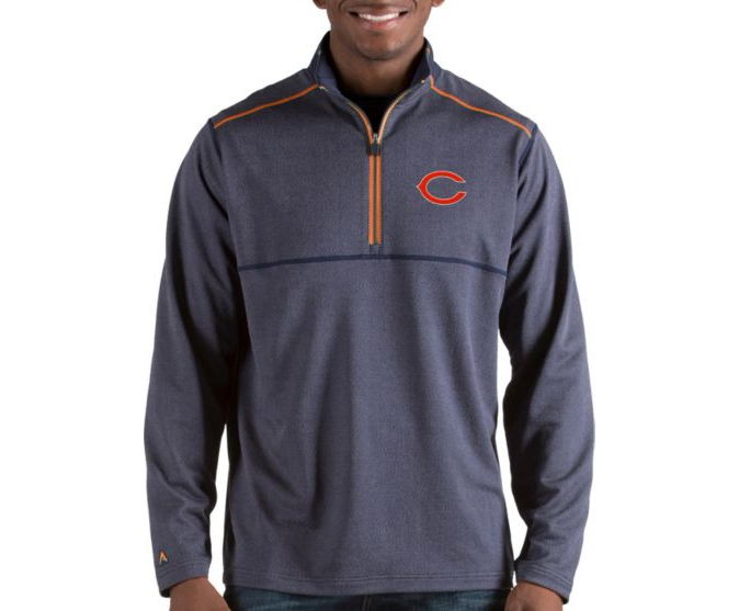 Dick's Sporting Goods: Fan Shop Clearance- NFL Quarter Zips for $29.97 & More