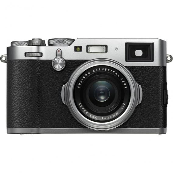 Fujifilm X100F Digital Camera + $100 Focus Camera Gift Card, 64GB Memory Card, Messenger Bag for $1,299 + FS