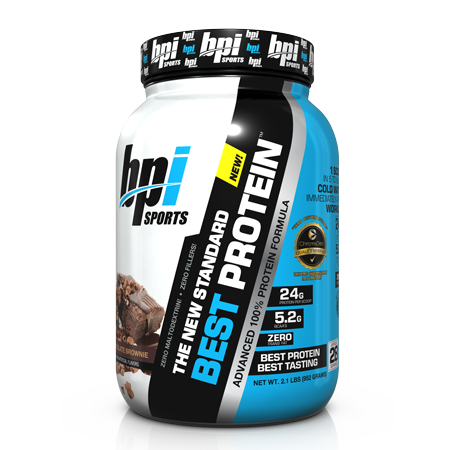 BPI Best Protein 5 lbs for $32.50 + Shipping