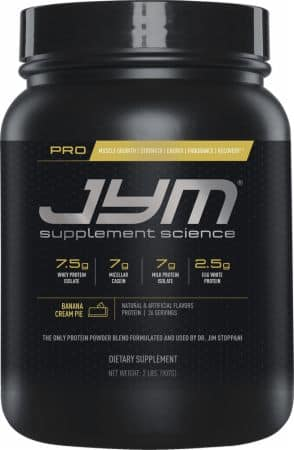 Bodybuilding.com: 25% Off Select JYM Products