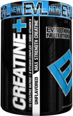 Evolution Nutrition Creatine 5000 (60 Servings Unflavored) for $9.24 Shipped