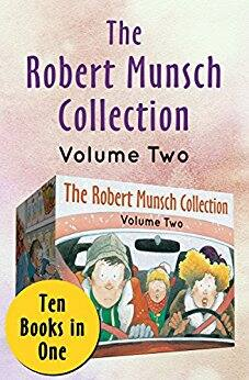 Robert Munsch Collection Vol. 2 on eBook (Kindle) for $5.99
