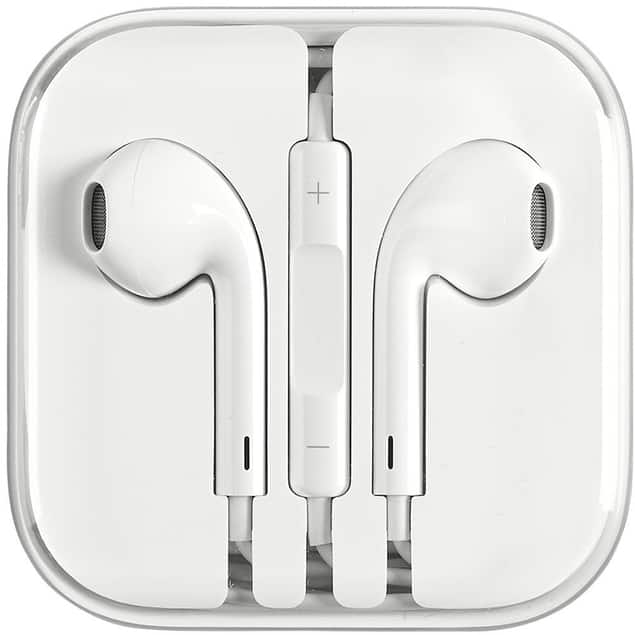 Apple Original Earpods Earphones With Remote and Mic for $9.49 or 2-pack for $17.99 + Free Shipping