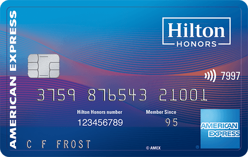Hilton Honors Ascend Card: Earn up to 100,000 Hilton Honors Bonus Points