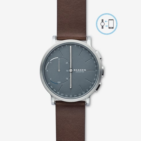 Skagen Hybrid Smartwatches on sale from $89.99 + Free Shipping