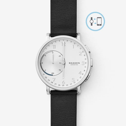 Skagen: Select Hybrid Smartwatches for $62.99 + free shipping