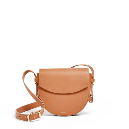 Skagen Lobelle Saddle Bag for $69 or Continental Flap Wallet for $36 + Free Shipping