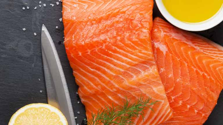 Wild Alaskan Sockeye Salmon Fillets- 20 lbs for $179.80 ($8.99/lb)