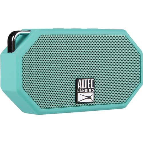 Up to 75% Off Select Electronics: Altec Mini H2O Bluetooth Waterproof Speaker for $9.99 & More