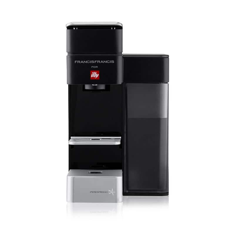Free illy Cuisinart® for illy or Y5 iperEspresso with purchase of 2 cases of illy capsules