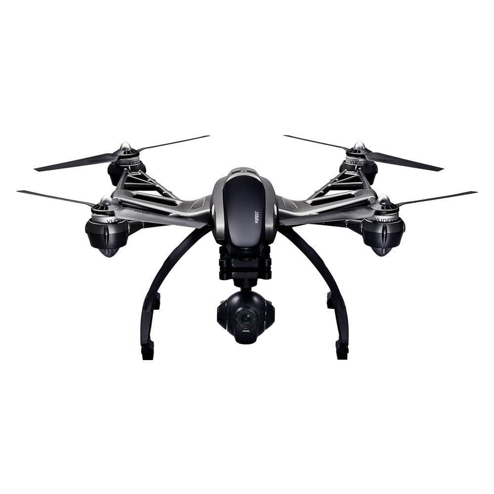 Yuneec Q500 4K Typhoon Quadcopter Drone RTF w/CGO3 Camera, ST10+ & Steady Grip (Certified Refurbished) for $349.99