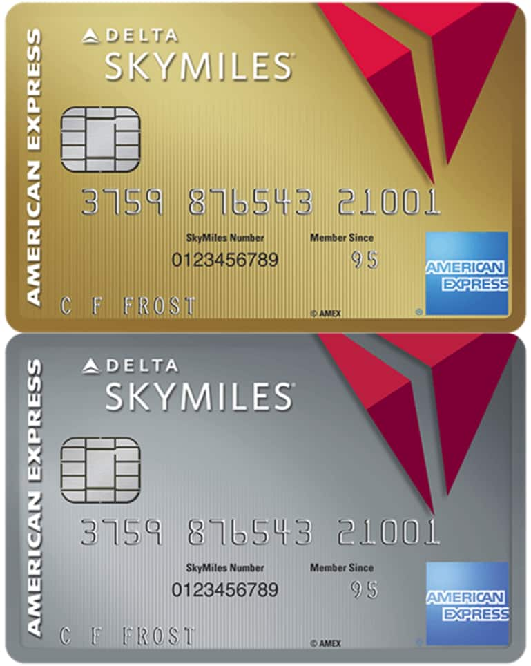 American Express Gold Delta SkyMiles® 12K Points w/ 12K Spend in 12