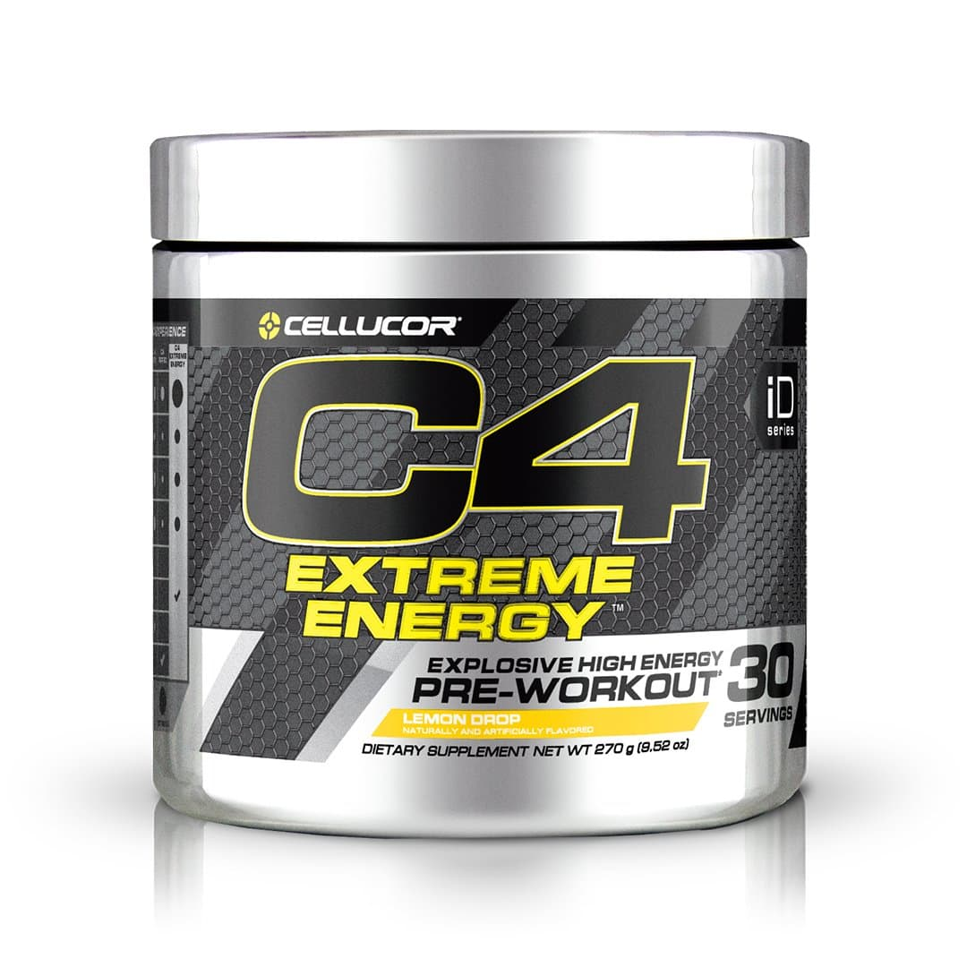 BOGO Free C4 Extreme Energy 30 Servings (All Flavors) for $29.99 w/ Email Signup