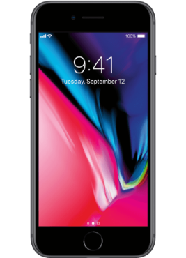 Apple iPhone 8 for $8/month w/ 18-month Sprint Flex Lease