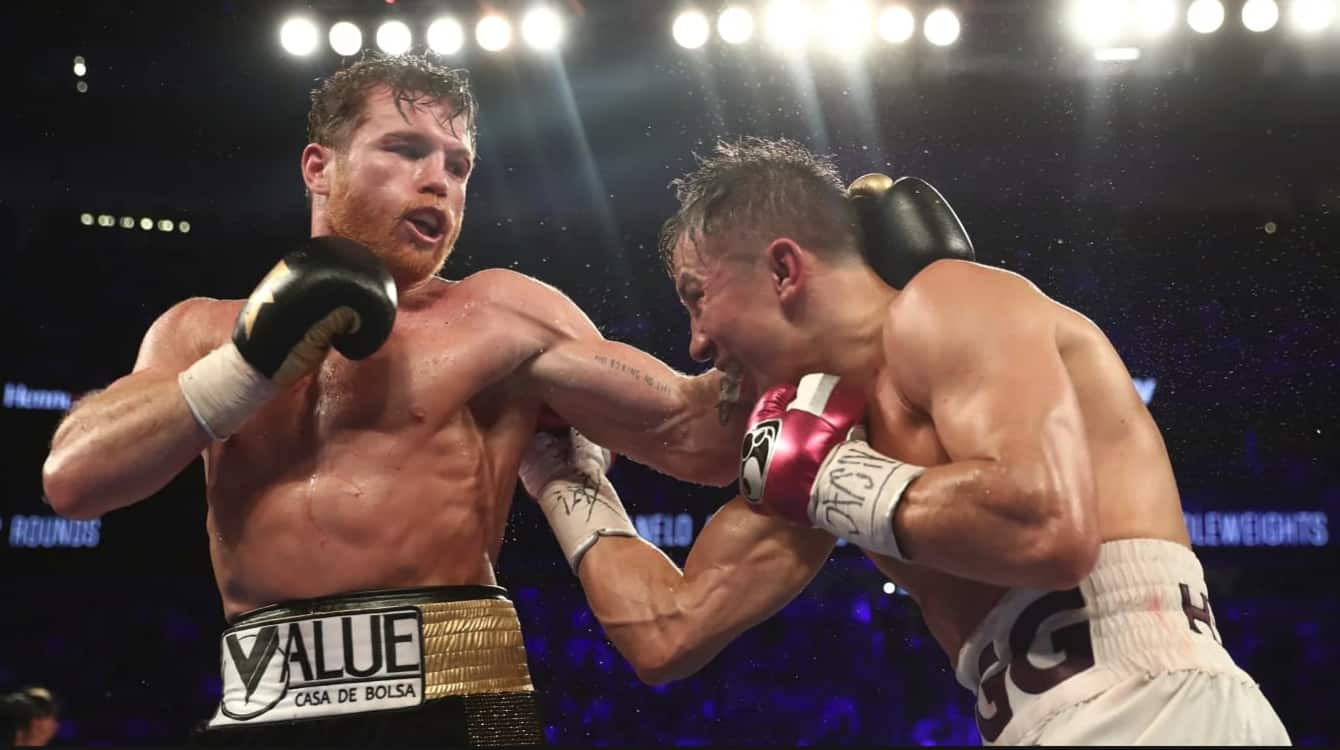 DAZN Streaming: 1 Month Free Trial (Watch Canelo Fight for Free)