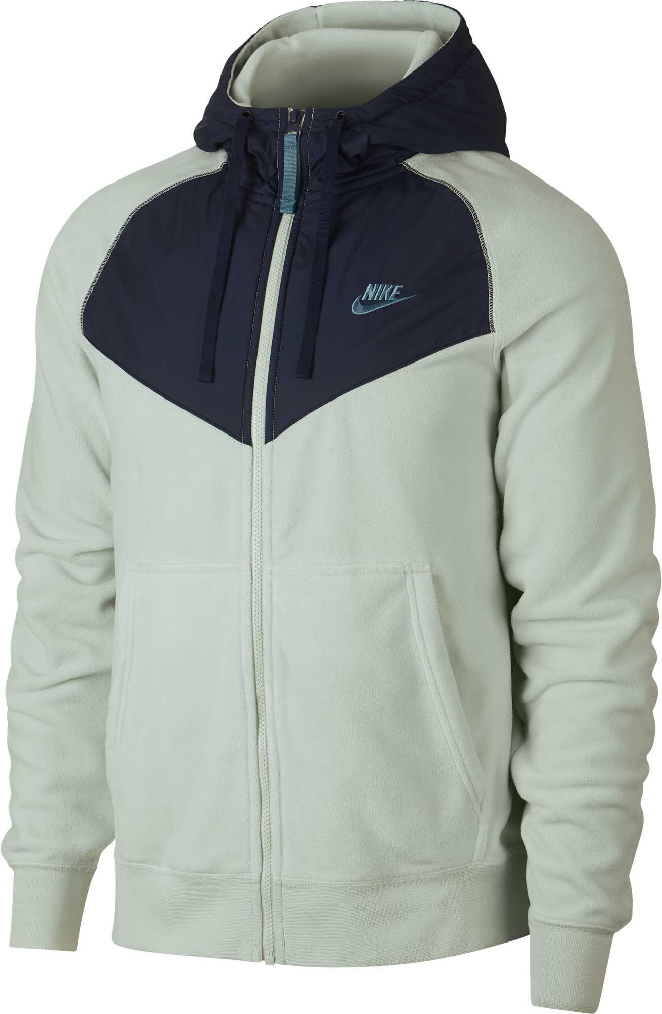 Nike Men's Sportswear Windrunner Full Zip Hoodie for $51 +