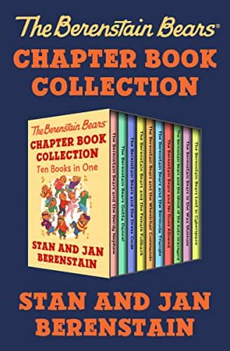 The Berenstain Bears Chapter Book Collection (eBook) for $2.99