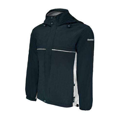 39631d326 Reebok Men s Express II Water-Resistant Wind Jacket for  19.99 + Free  Shipping