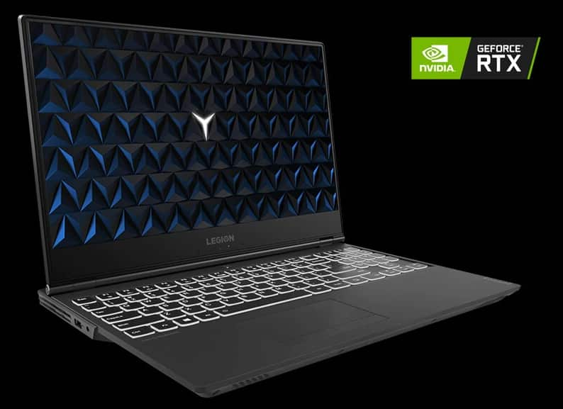Get $120 via Paypal with Any Lenovo Legion Y540 Laptop Purchase starting at $899.99