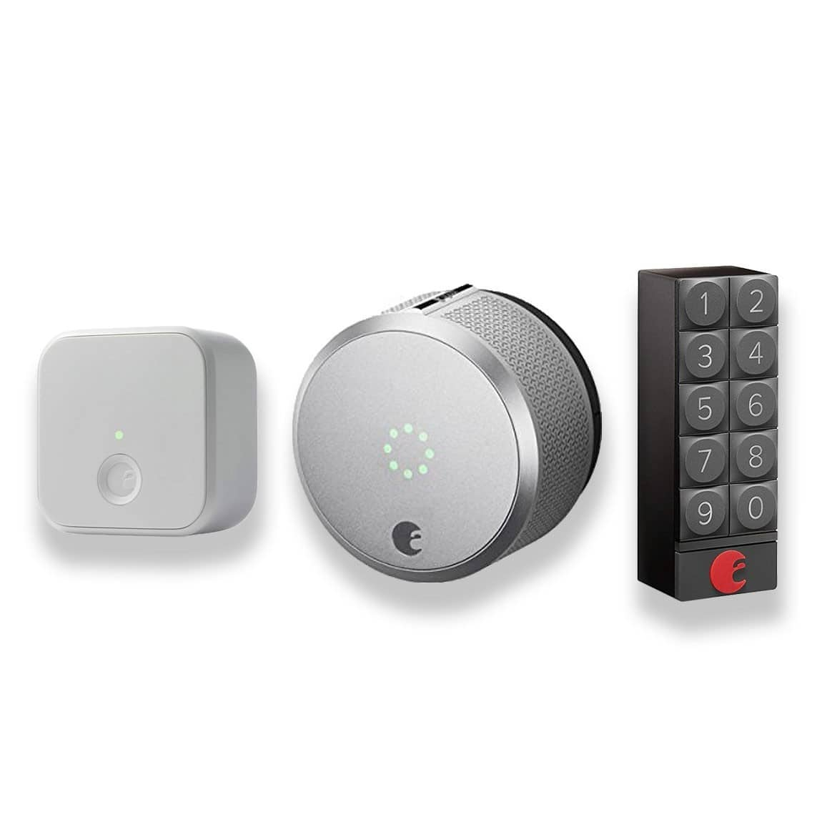August Smart Lock Pro + Connect + August Smart Keypad (3rd Generation) for 182.95 + Free Shipping