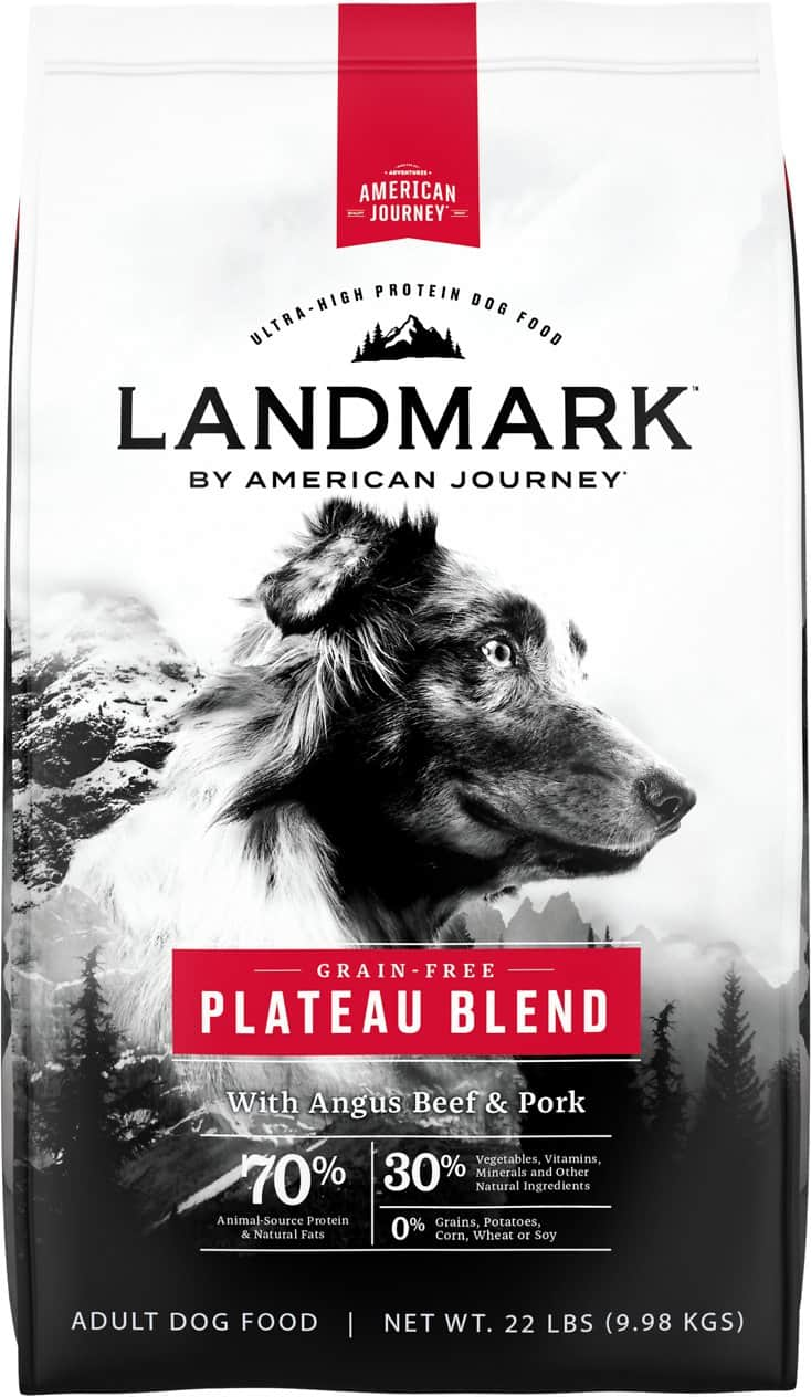 Chewy: President's Day Deal – Extra 30% off American Journey Landmark Dog Food + Extra 25% Off Your First Order