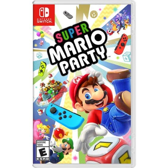 Super Mario Party Game for Nintendo Switch $35