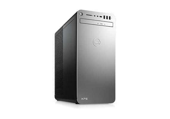 XPS Tower Special Edition - i7-8700K, GTX 1070, 16GB RAM, 256 GB m.2 SSD + 2 TB HDD - $1469