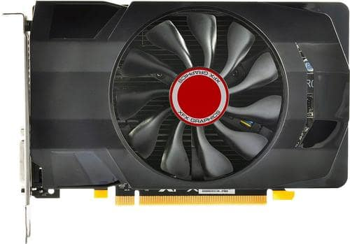 XFX Radeon RX 550 Core Edition 4GB $69.99