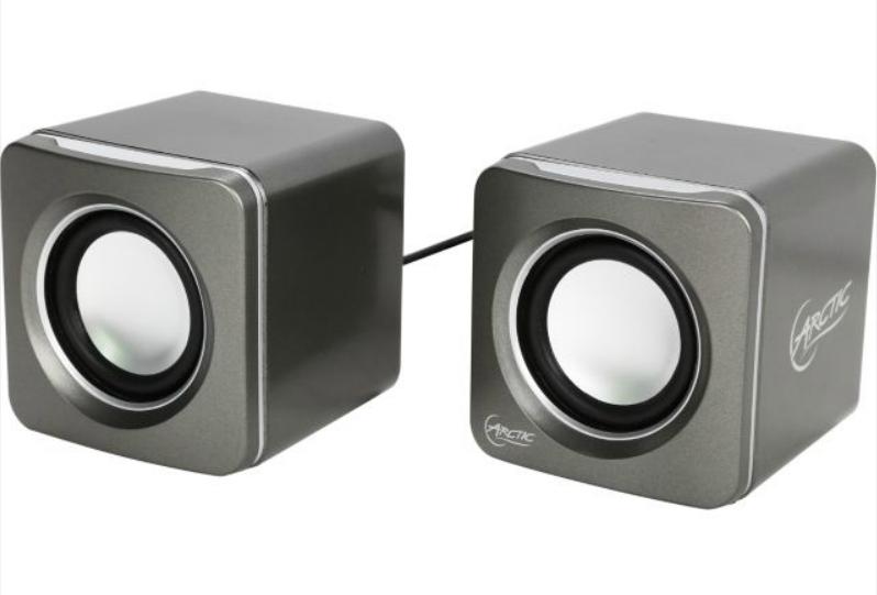 Arctic Cooling S111 USB Powered Portable Speaker - $3.99 + FS w/ Premier @Newegg