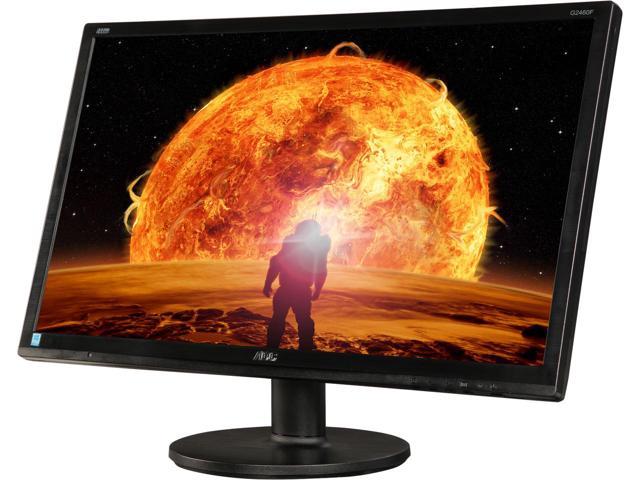 "AOC G2460FQ 144hz 1ms 24"" Monitor TN Panel $161.99"
