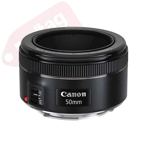 Canon EF 50mm F/1.8 STM Lens New $91.96 shipped after Presidents day coupon Ebay