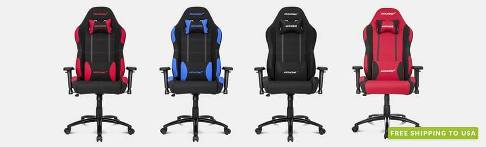 Massdrop AKRacing EX Wide Gaming Chair $199 (2 days left)