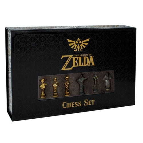 Chess: The Legend Of Zelda Collector's Edition Board Game $43.99 FS @amazon