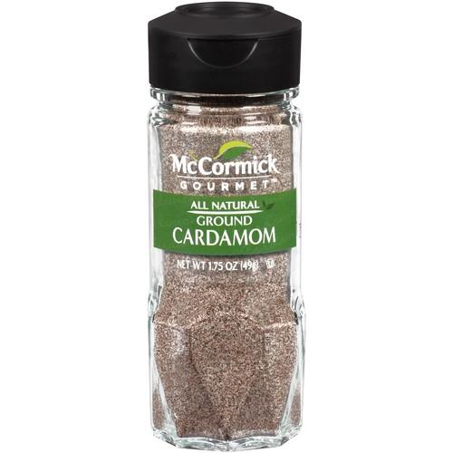 McCormick Gourmet Organic Ground Cardamom, 1.75 oz [ORGANIC GROUND] $4.61 @amazon
