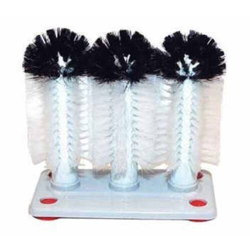 Winco Glass Washer Brush, Set of 3: Cleaning Brushes: Kitchen & Dining [1] $8.94 add-on item @amazon