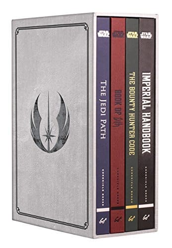 Star Wars®: Secrets of the Galaxy Deluxe Box Set $43.2 FS@amazon