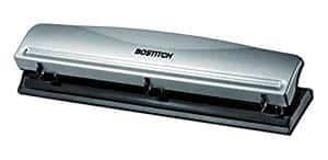 Bostitch Office HP12 3 Hole Punch [3 Hole] $3.8 add-on item @amazon
