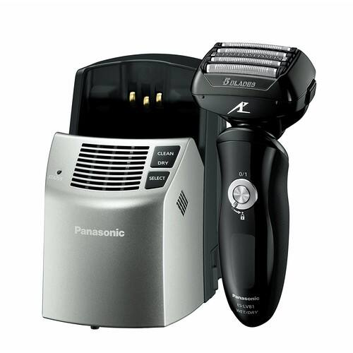 Panasonic ES-LV81-K Arc5 Men's Electric Razor, and included Premium Automatic Clean & Charge Station $139.98 +FS @amazon