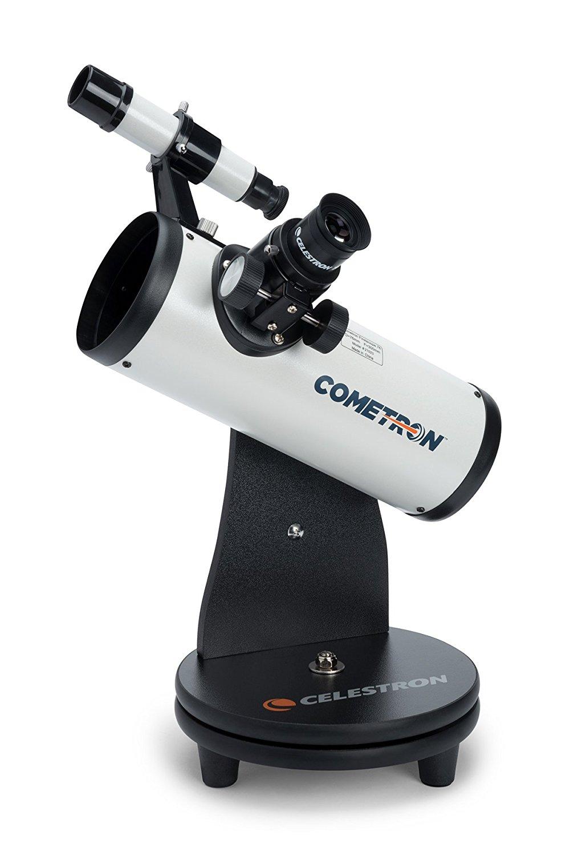 Celestron 21023 Cometron FirstScope (White) $39.95 FS@amazon