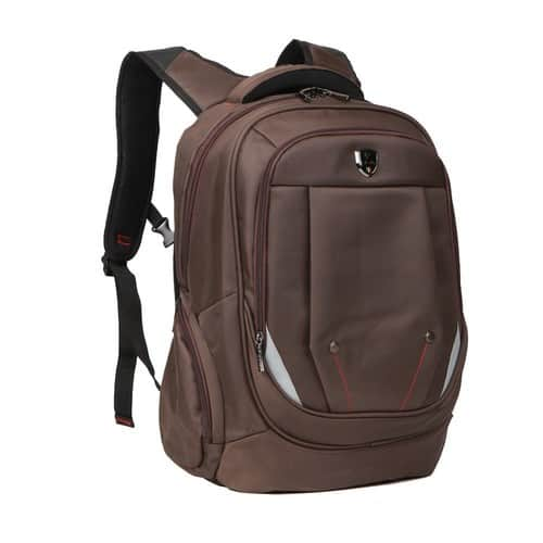 Freeprint Water-resistant Travel Backpack $10 @amazon