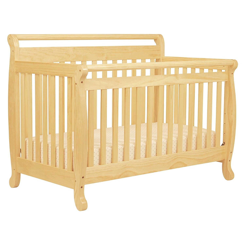 DaVinci Emily 4-in-1 Convertible Crib Natural $129.99 FS @amazon