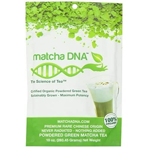 matchaDNA Organic Powdered Matcha Green Tea, 10 Ounce [10 Ounce] $12.72 @amazon
