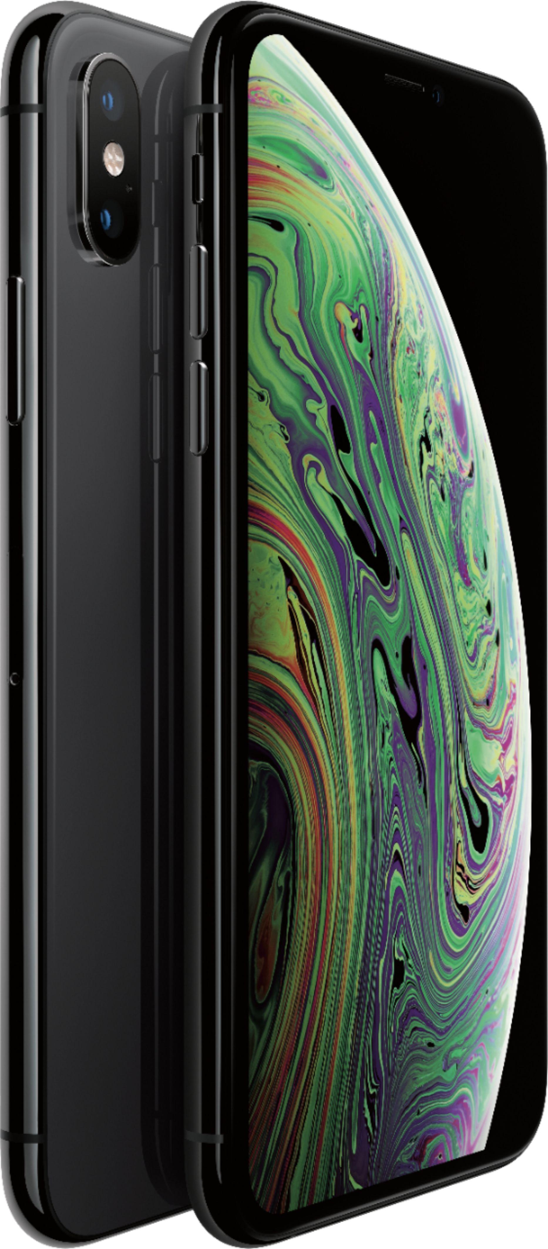64GB Apple iPhone XS Unlocked Smartphone (Space Gray) $650 + Free S/H